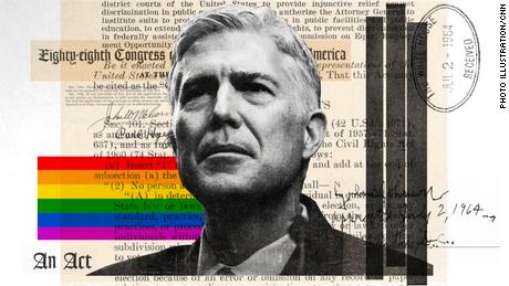 EXCLUSIVO: Ira, fugas y tensiones en la Corte Suprema durante el caso de los derechos LGBTQ