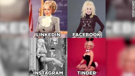 Eso & # 39; LinkedIn, Facebook, Instagram, Tinder & # 39; el meme fue iniciado por nada menos que Dolly Parton