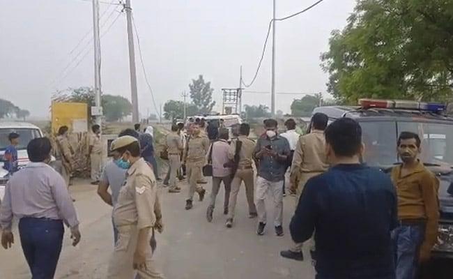 Después de matar a 8 policías en Kanpur, la policía de UP investiga a sus propios hombres