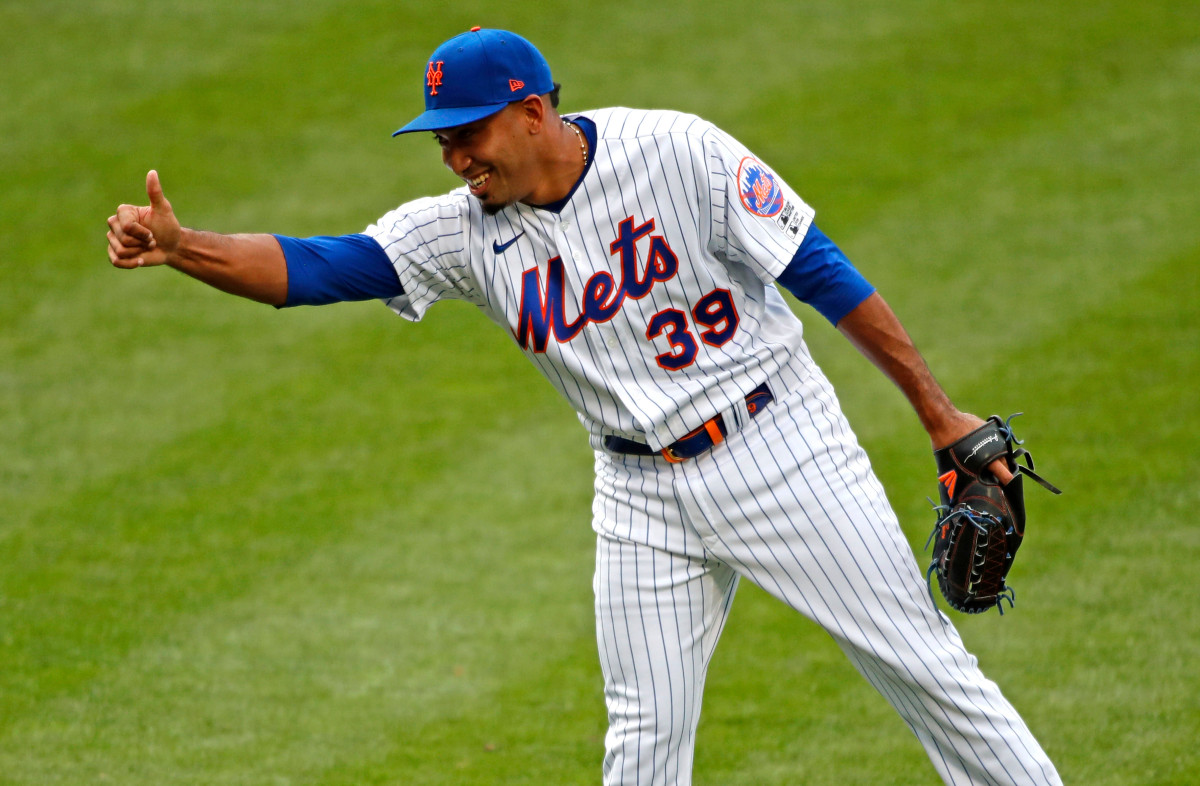 Edwin Díaz de los Mets se parece a su antiguo All-Star