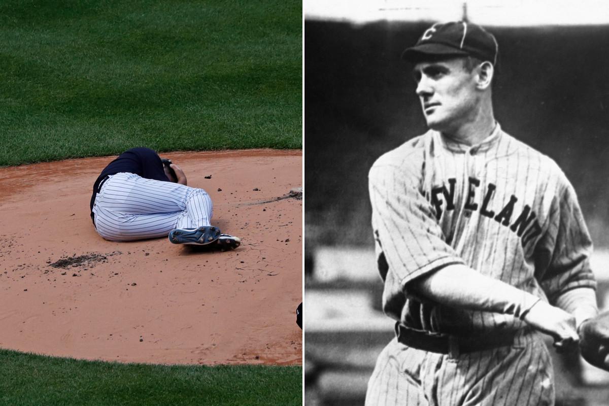 El aterrador momento de los Yankees recuerda los peligros del béisbol
