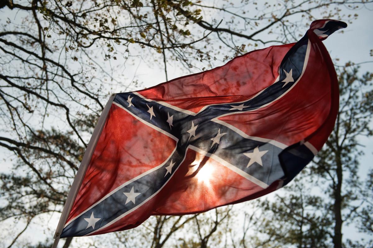 El borrador de la política del Pentágono prohibiría las exhibiciones de la bandera confederada