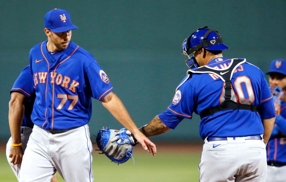 El debut en la MLB de los David Metson, uno para recordar