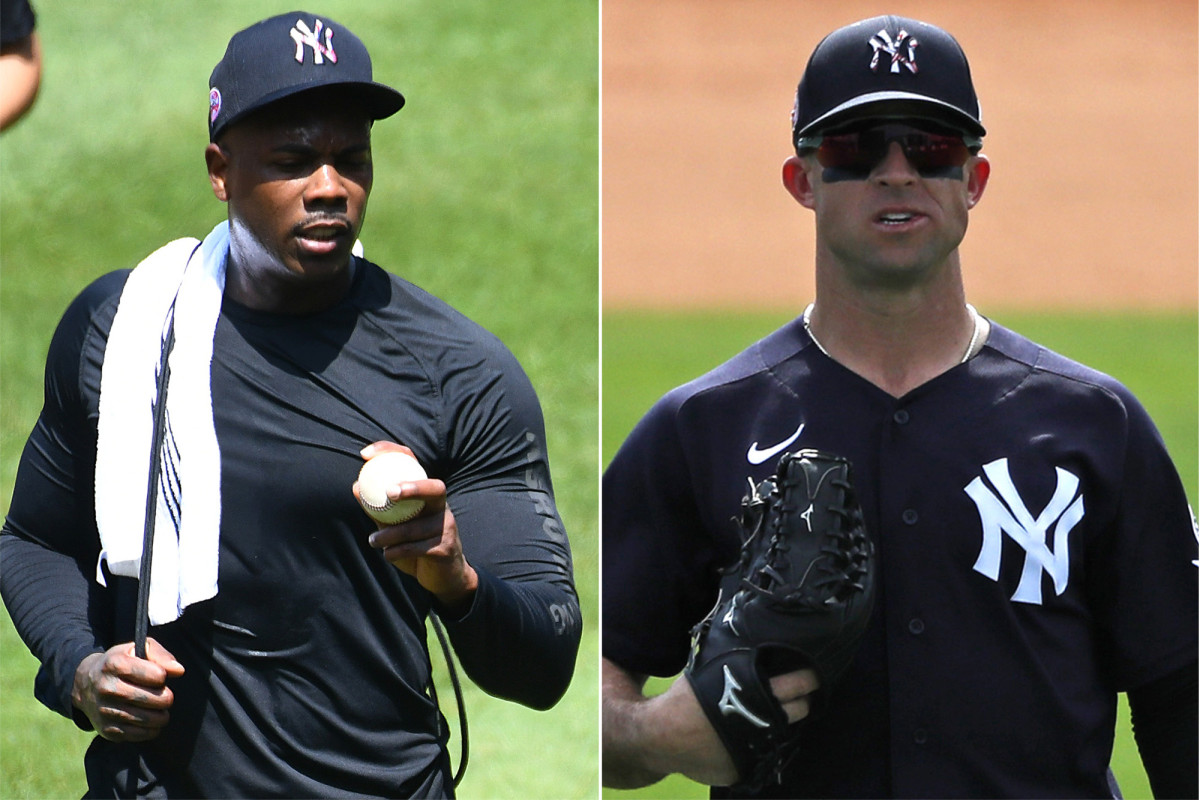 El diagnóstico de coronavirus de Aroldis Chapman tiene a los Yankees 'Brett Gardner' preocupados '