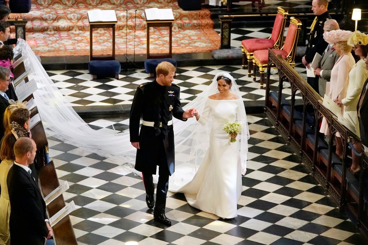 El equipo legal de Meghan Markle dice que la boda real recaudó mil millones de libras