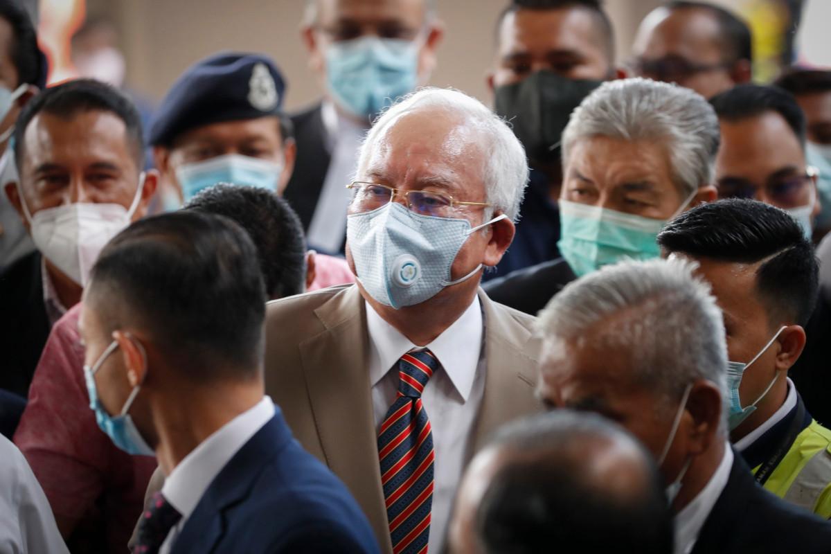 El ex primer ministro de Malasia, Najib Razak, condenado por cargos de corrupción por más de 1MDB