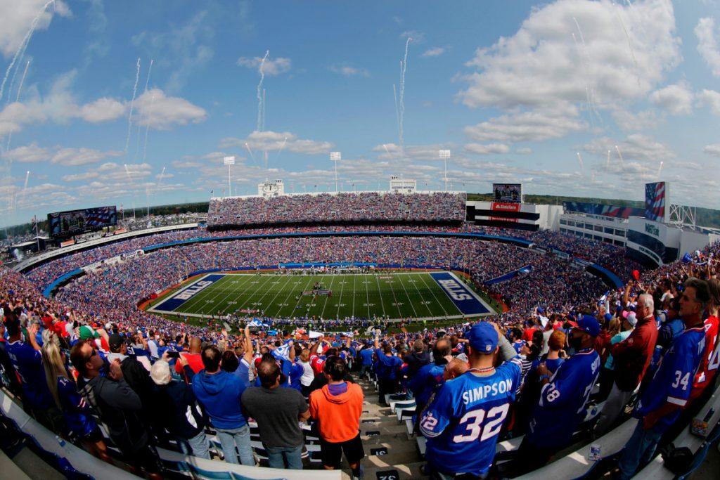El fabricante de bidés Tushy quiere cambiar el nombre del estadio Buffalo Bills