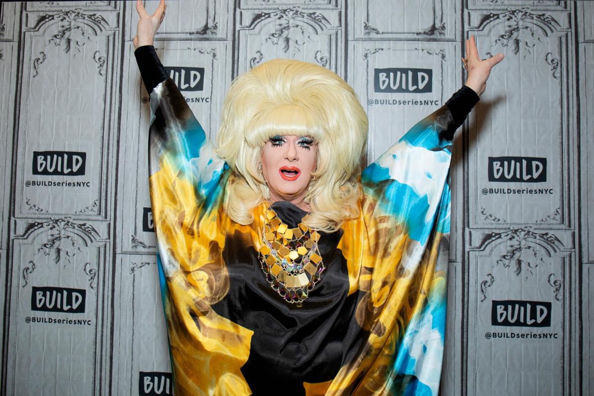 El icono de Drag Queen Lady Bunny no está preocupada por cancelar la cultura