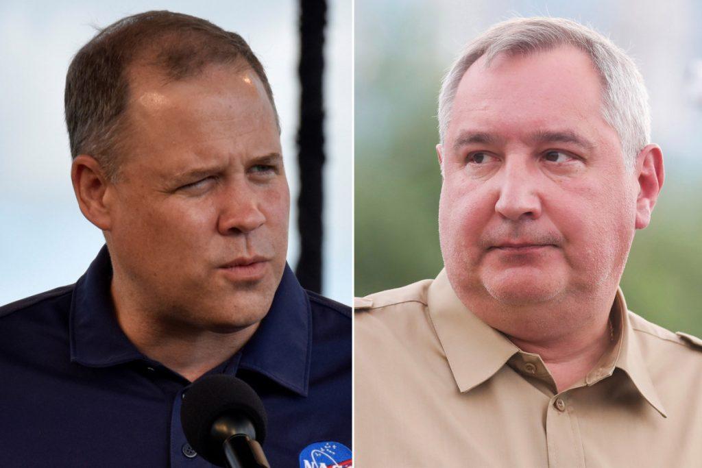 """El jefe de la NASA dice que Rusia está """"sólida"""" porque el jefe espacial de Moscú rechaza el programa lunar liderado por Estados Unidos"""