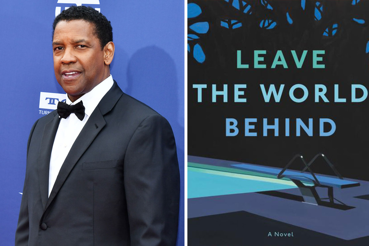 El libro Leave the World Behind está disponible para preordenar antes de Netflix Film