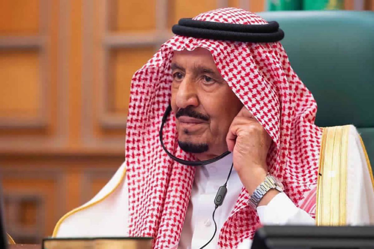 El rey Salman de Arabia Saudita ingresó en el hospital para hacerse pruebas