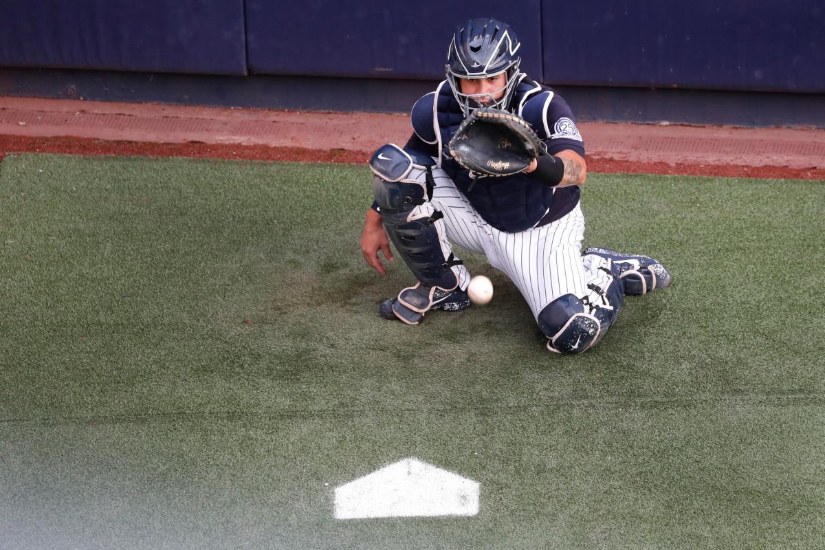 Gary Sánchez espera que el cuerpo aguante la corta temporada de los Yankees