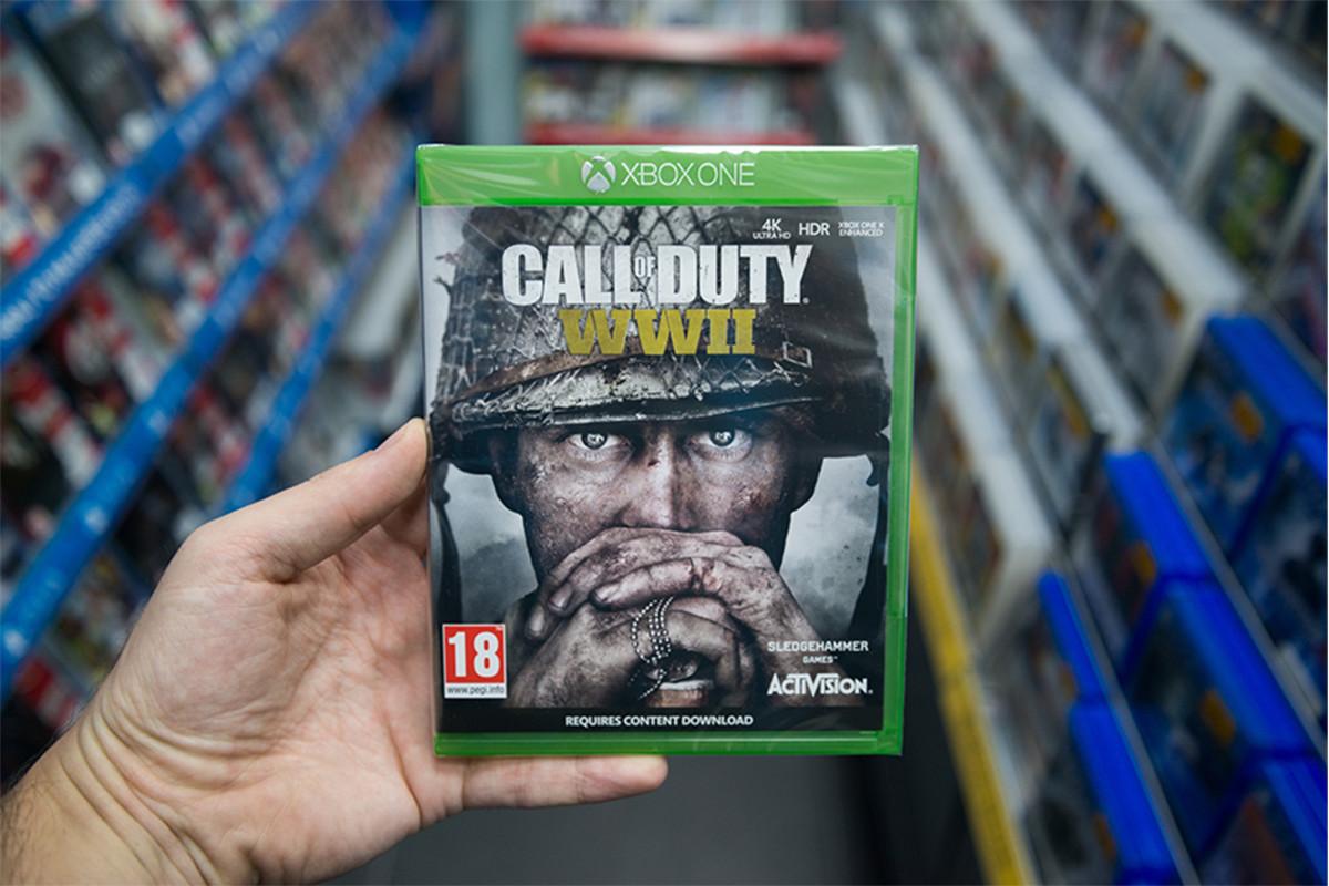 Gesto arrancado del juego 'Call of Duty' en medio de preocupaciones de símbolos de odio