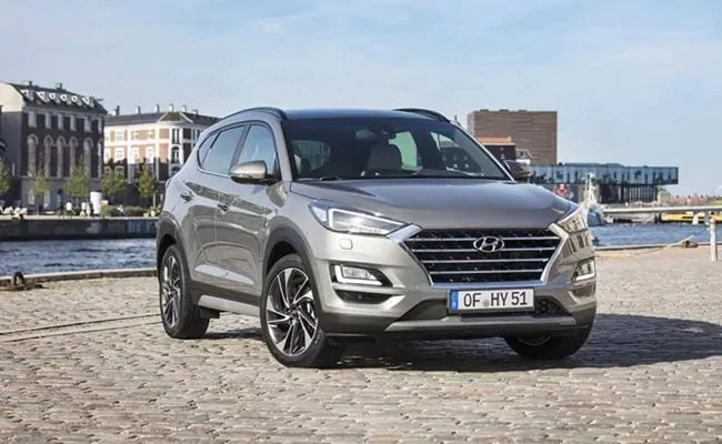 El lifting facial Hyundai Tucson obtiene la tecnología de automóviles conectados BlueLink de la compañía