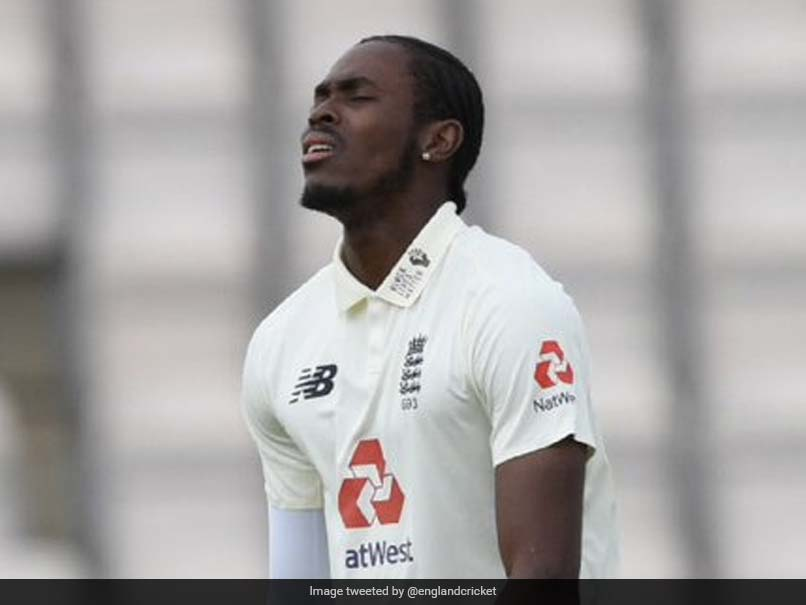 England vs West Indies: Jofra Archer Breaks