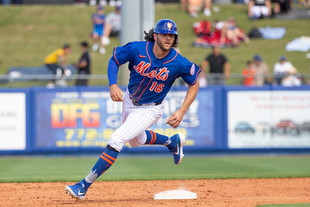Jake Marisnick, de los Mets, en peligro de perderse el día inaugural