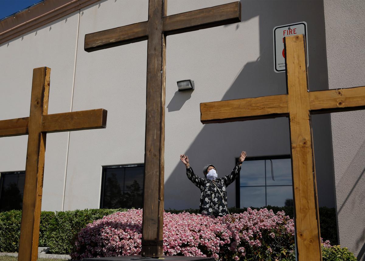 La Corte Suprema niega la apelación de la iglesia de Nevada de la regla COVID-19