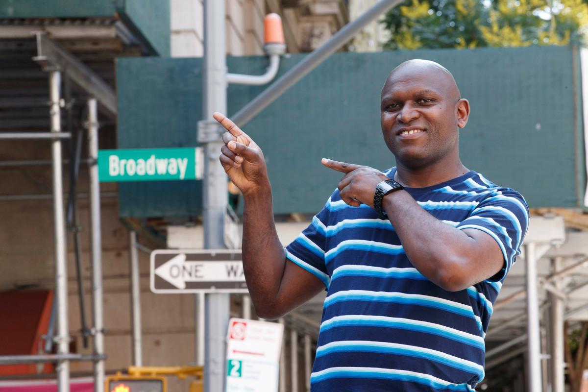 La mejor comida, bebida y arquitectura de Broadway.