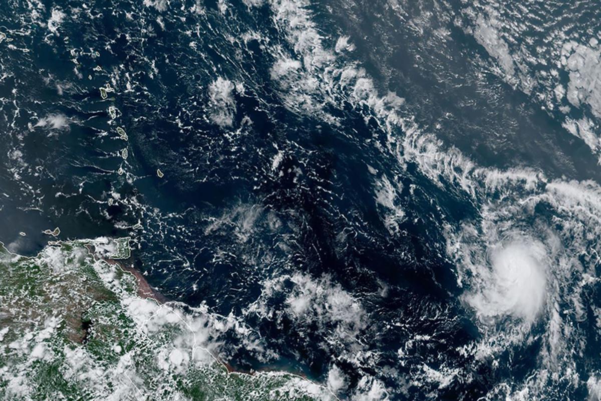 La tormenta tropical Hanna podría llegar a la costa de Texas el sábado