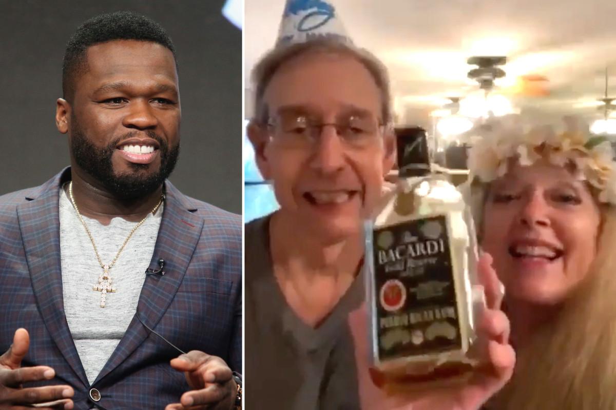 La versión de Camello de Carole Baskin de 'In Da Club' fue 'mágica', dice 50 Cent