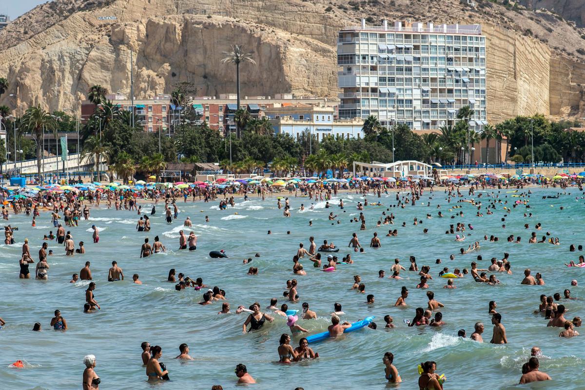 Las olas de calor se han vuelto más frecuentes e intensas desde la década de 1950