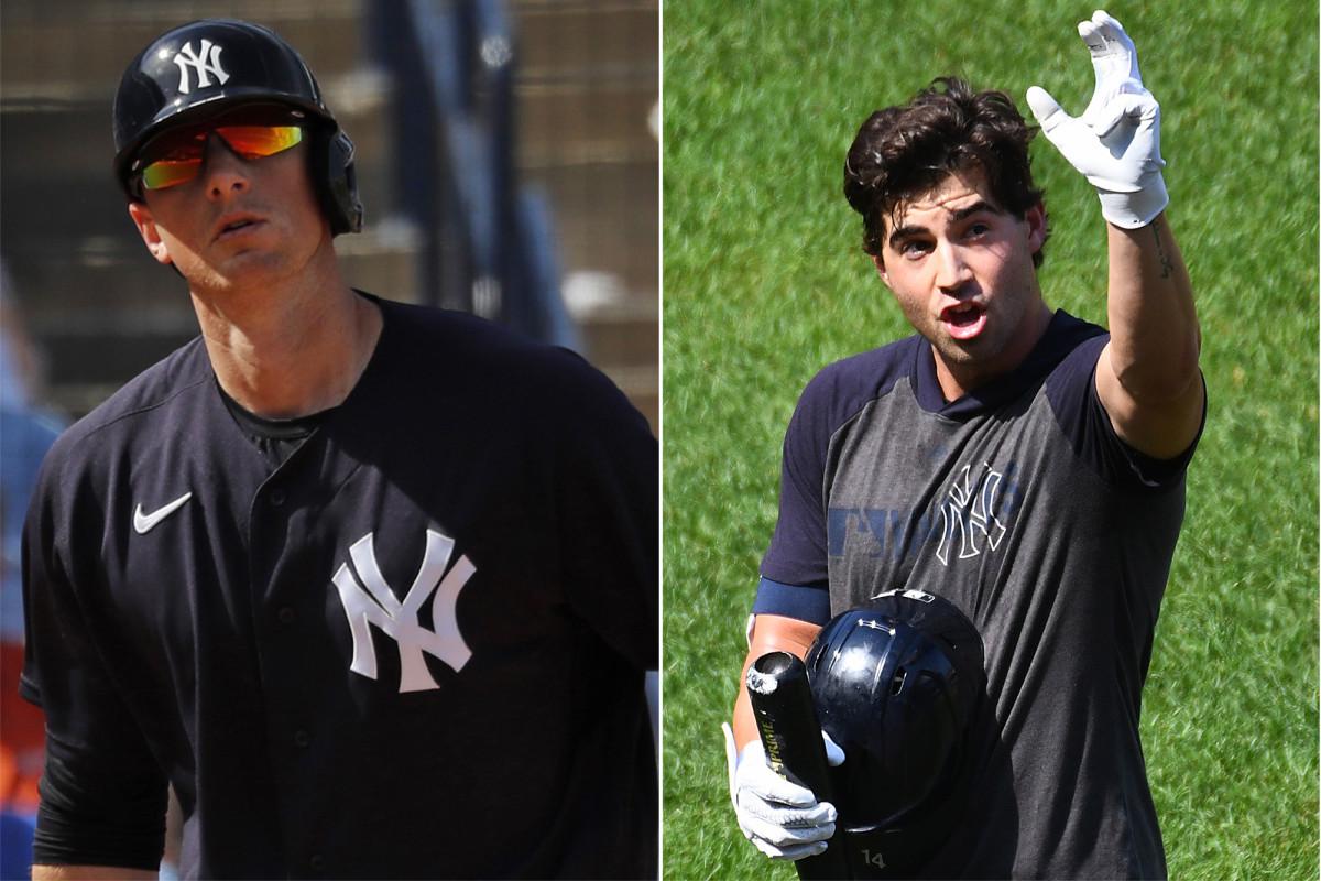 Las opciones de reemplazo de DJ LeMahieu de los Yankees comienzan con Tyler Wade