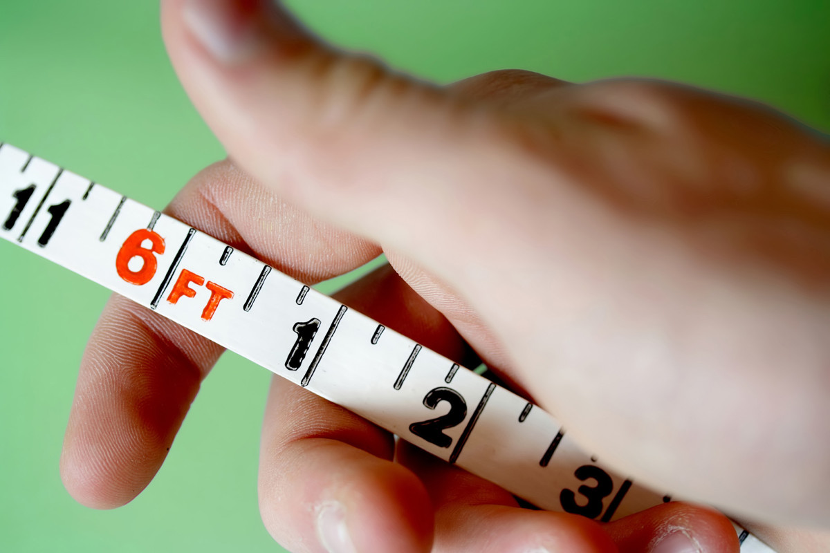 Las personas de más de 6 pies de altura tienen más probabilidades de contraer coronavirus