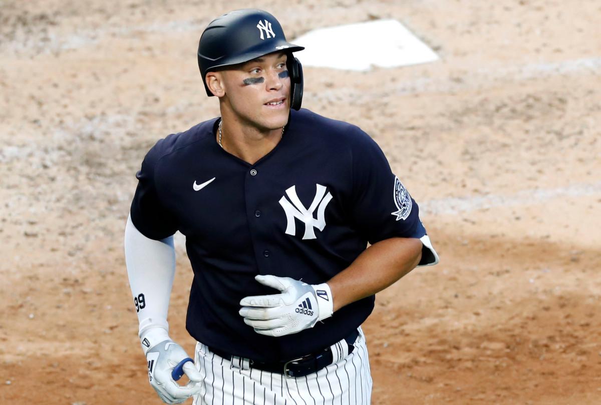 Lo que piensa Aaron Judge de los Yankees sobre arrodillarse durante el himno