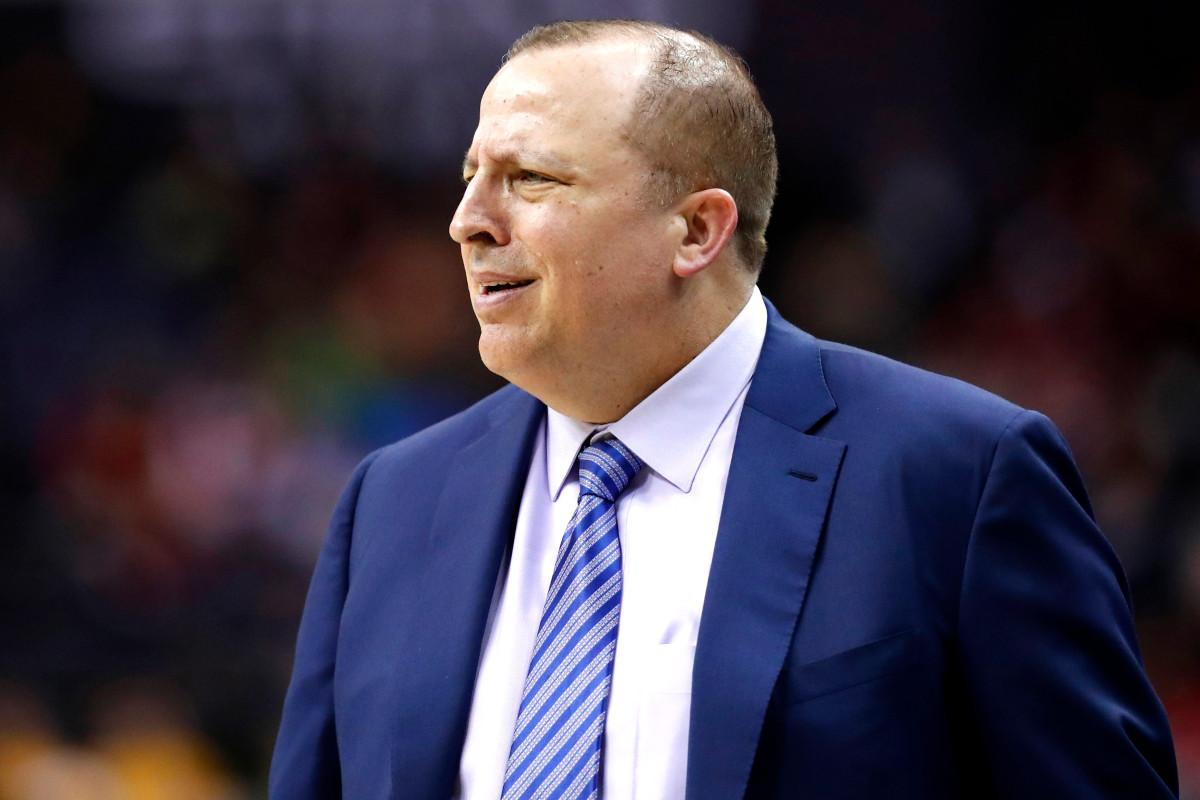 Los Knicks hacen oficial el alquiler de Tom Thibodeau