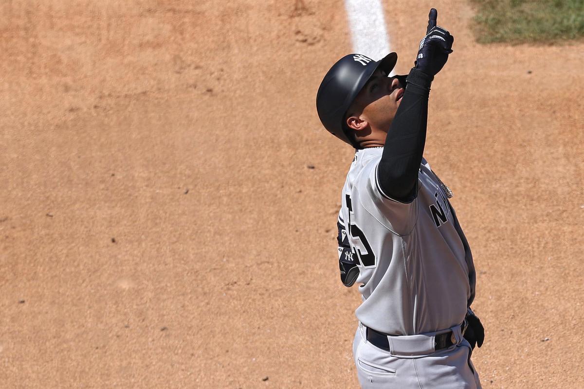 Los Yankees tendrán que vivir con los errores de Gleyber Torres