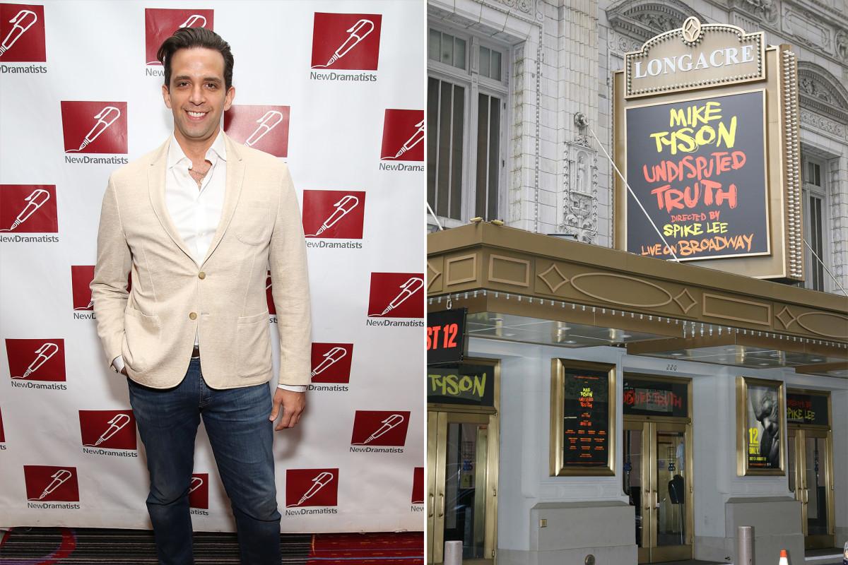 Los fanáticos crean una petición para cambiar el nombre del Teatro Longacre de Nueva York por Nick Cordero