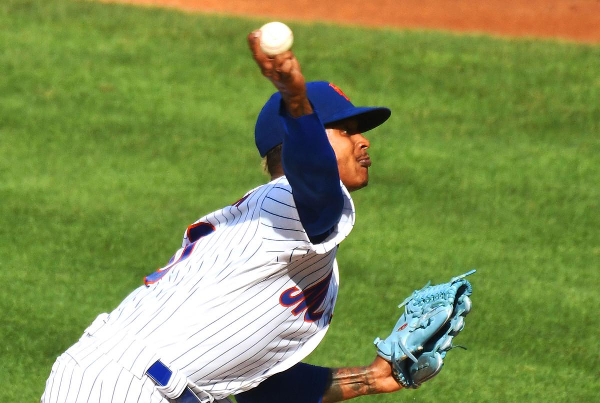 Marcus Stroman de los Mets se enfrentará a los bateadores en una prueba clave de rehabilitación