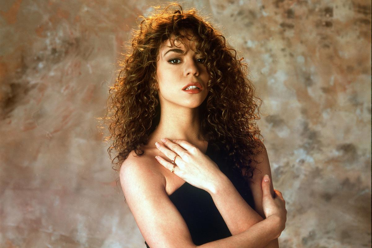 Mariah Carey lanza imágenes y EP del concierto del club de Nueva York en 1990