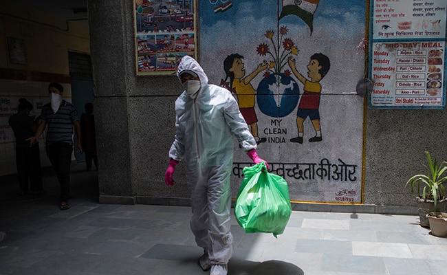 Más de 40,000 casos de coronavirus en India en 24 horas por primera vez