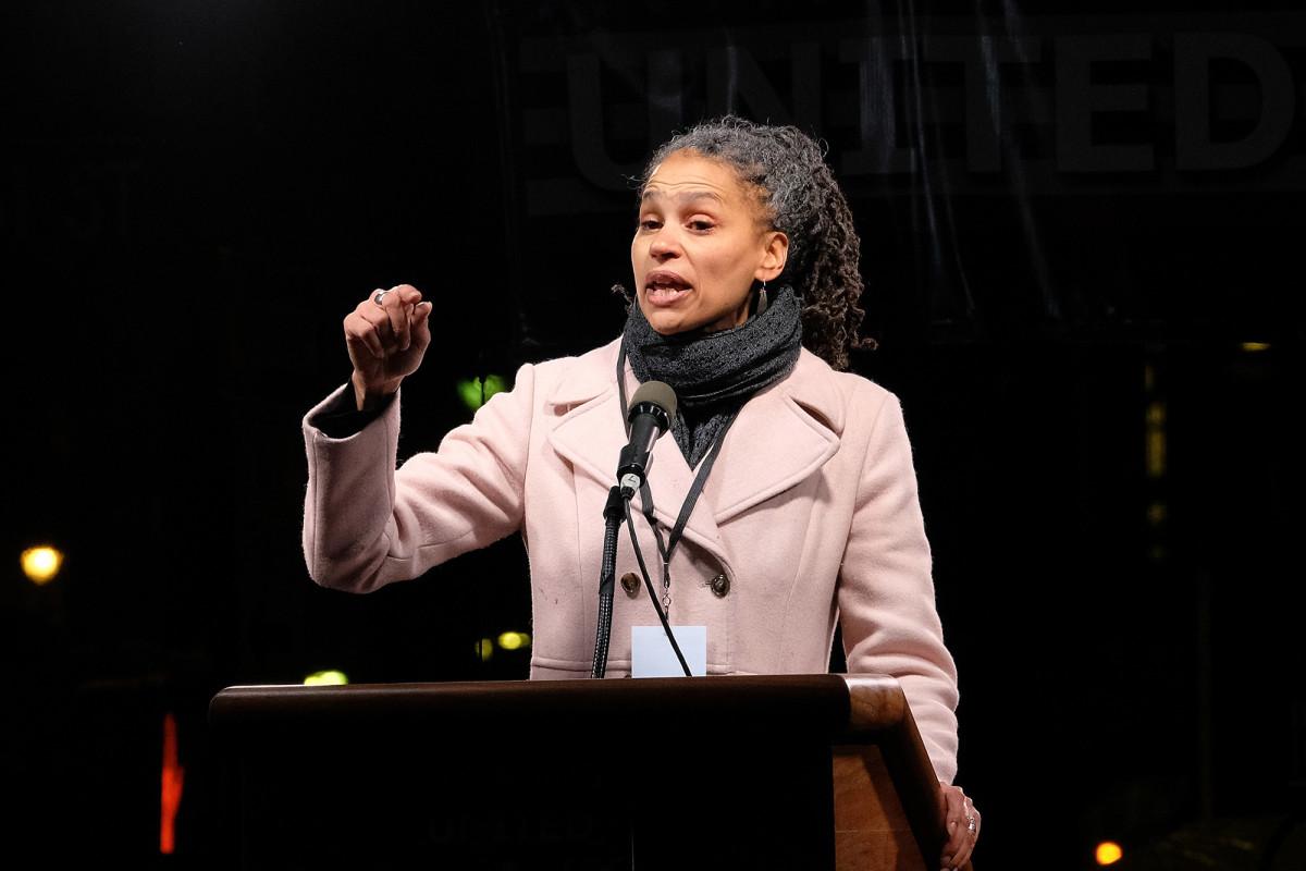 Maya Wiley, ex concejal de Blasio, considerando postularse para la alcaldía