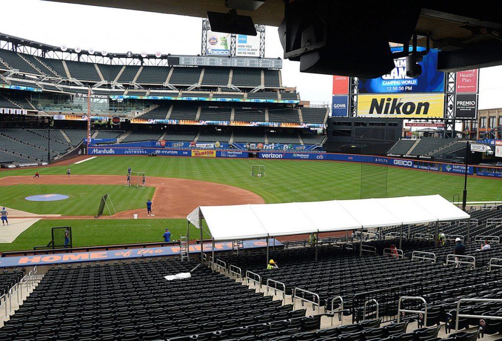 Mets-Yankees reintroducen Nueva York en los deportes de equipo