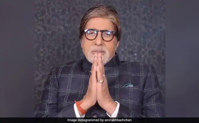 'Mi gratitud no tiene límites': Tweets de Amitabh Bachchan positivos para coronavirus desde el hospital