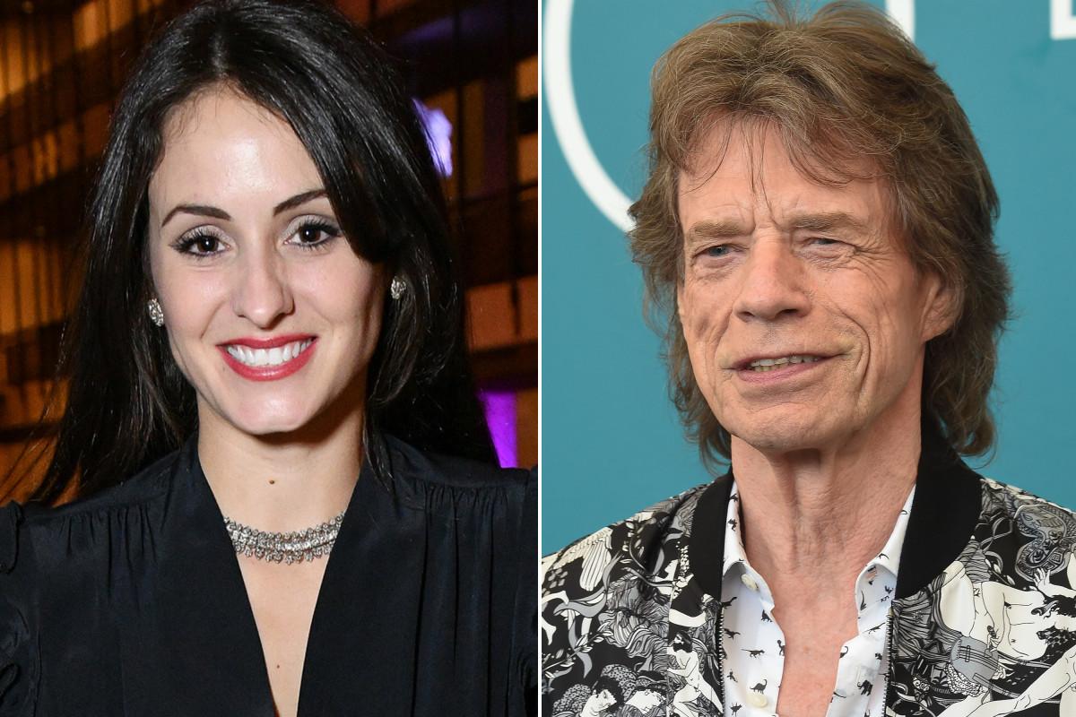 Mick Jagger, la historia de amor de Melanie Hamrick 'se calienta' en cuarentena