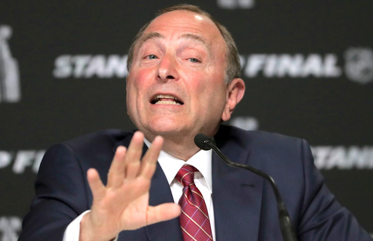 NHL pasa la primera prueba de coronavirus pero ahora viene la parte difícil