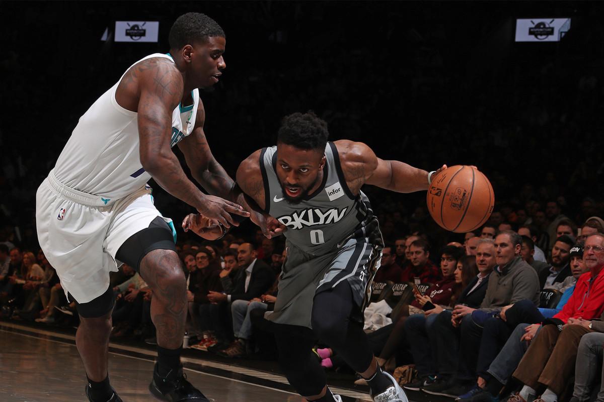 """Nets """"sorprende"""" a Jeremiah Martin listo para demostrar que pertenece"""