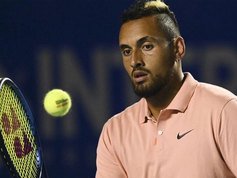 Nick Kyrgios en War of Words con Borna Coric por la participación de Adria Tour