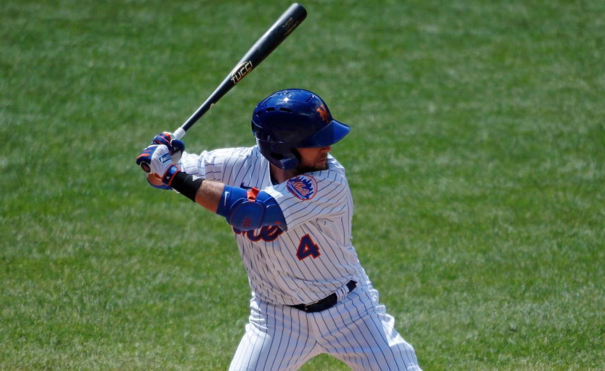 No parece que Jed Lowrie comience la temporada con los Mets