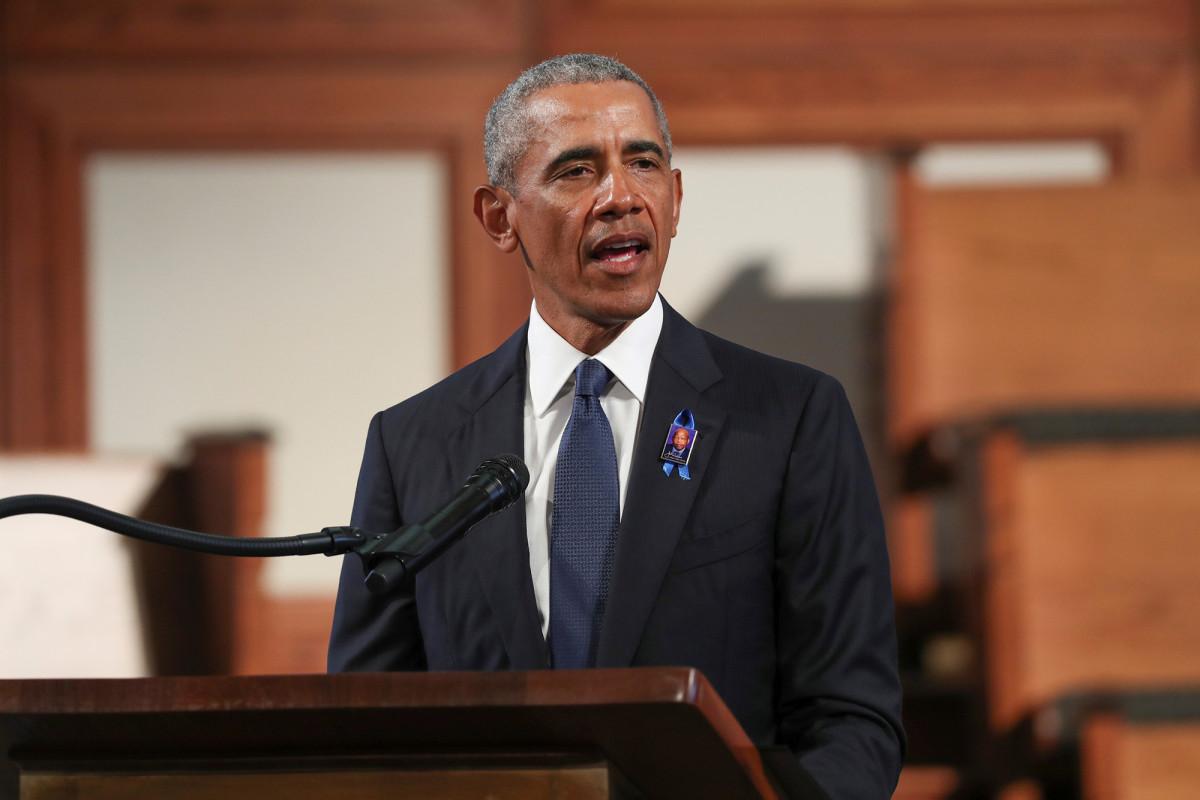 Obama está de acuerdo con Trump en pedir el fin del filibustero del Senado