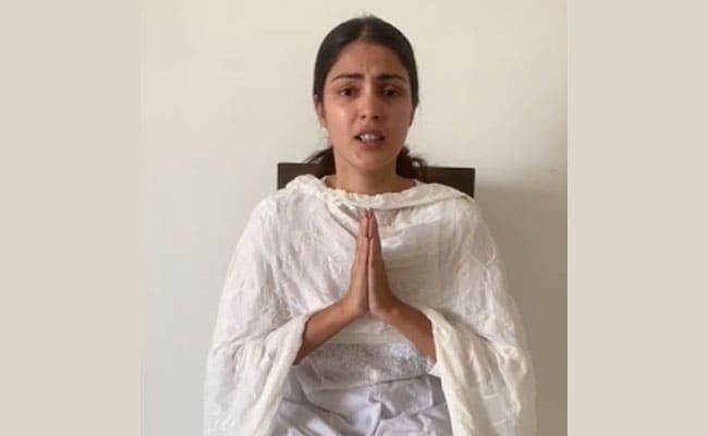 Rhea Chakraborty va a la Corte Suprema por «juicio injusto a los medios de comunicación»