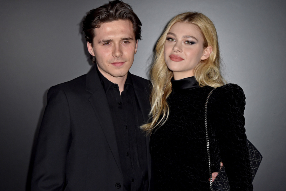 Se dice que Brooklyn Beckham se comprometió con su novia Nicola Peltz
