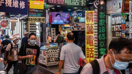 La ley de seguridad podría dañar a Hong Kong como centro de negocios global