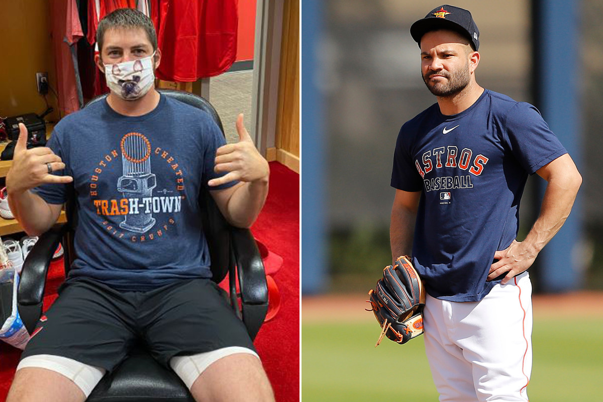 Trevor Bauer de MLB recuerda a todos que los Astros engañaron