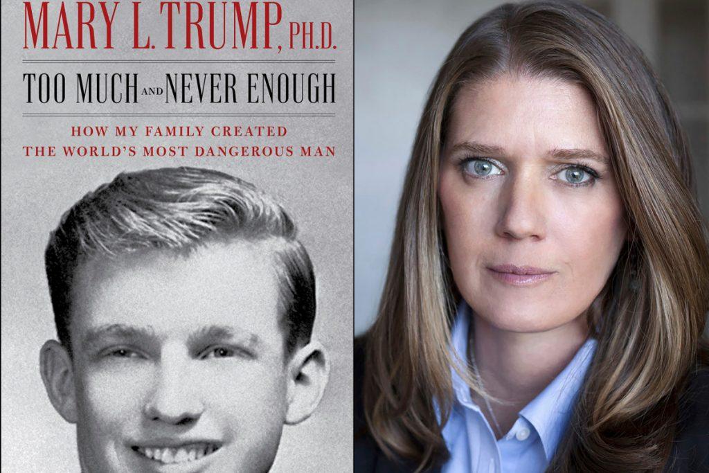 Trump destroza a su sobrina 'cicatrizada' por un libro revelador 'estúpido y vicioso'