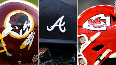 Los Washington Redskins están revisando su nombre. Estos otros equipos podrían ser los siguientes