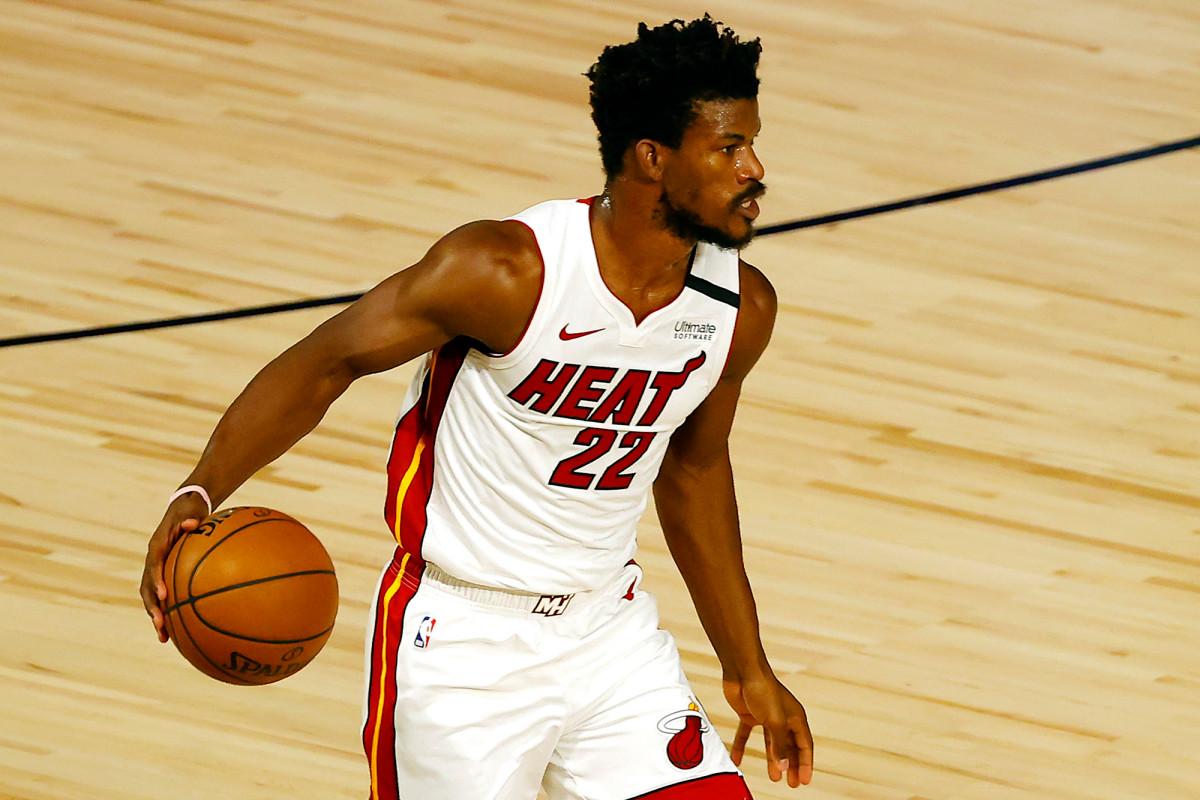 ¿Por qué la NBA obligó a Jimmy Butler a cambiar su camiseta sin nombre del Heat?